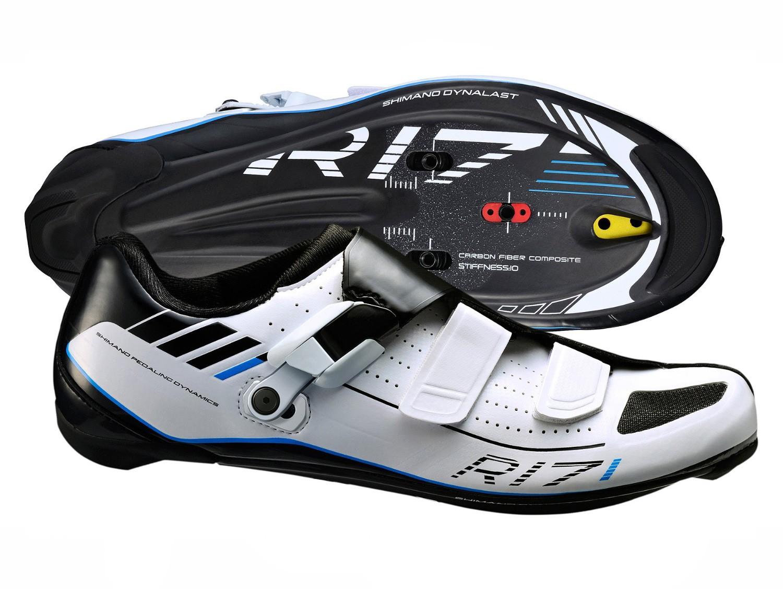 Shimano R171 shoes; Batman wouldn't