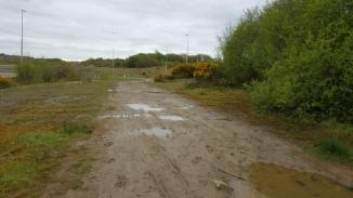 Bit more mud