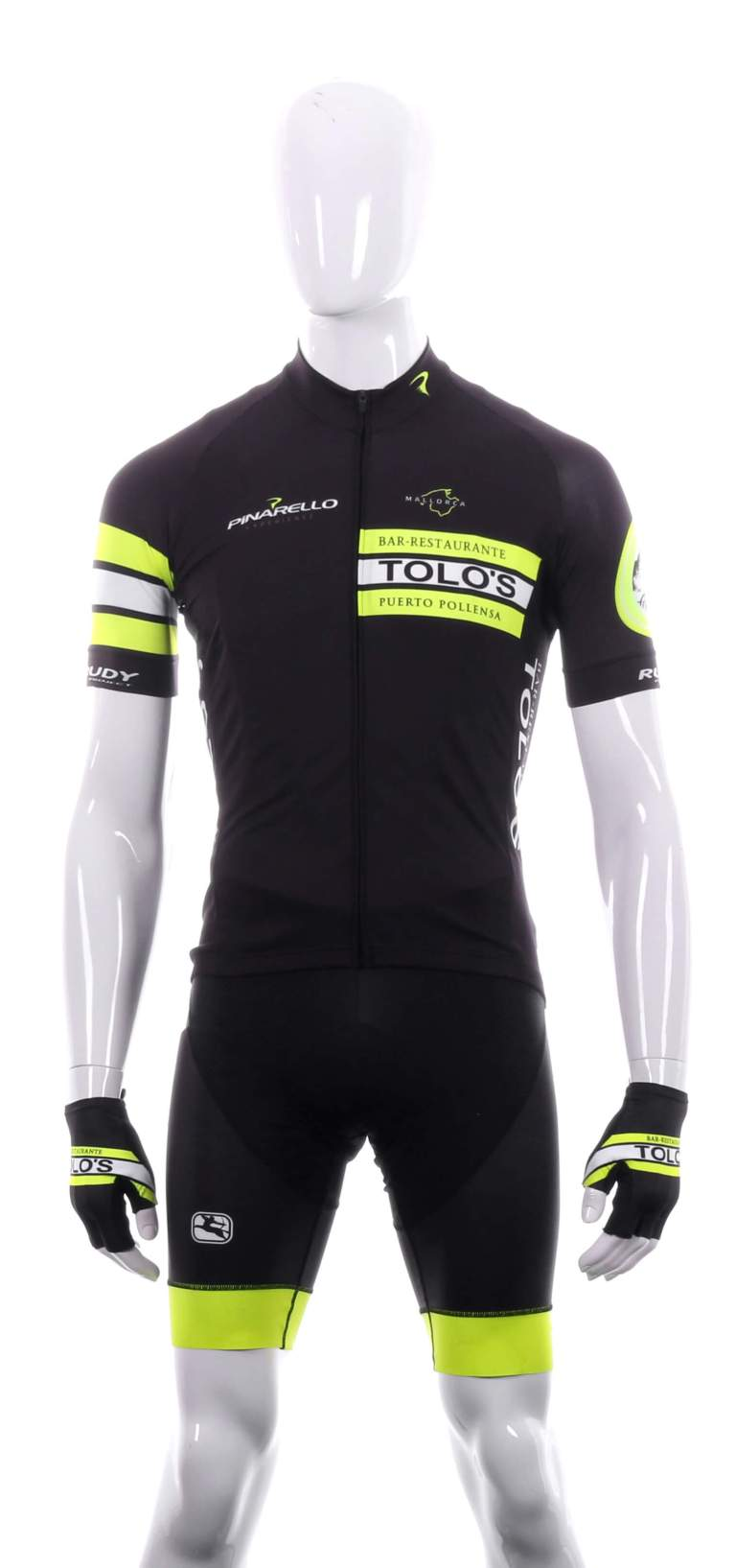 1. Front Jacket Tollo's Kit