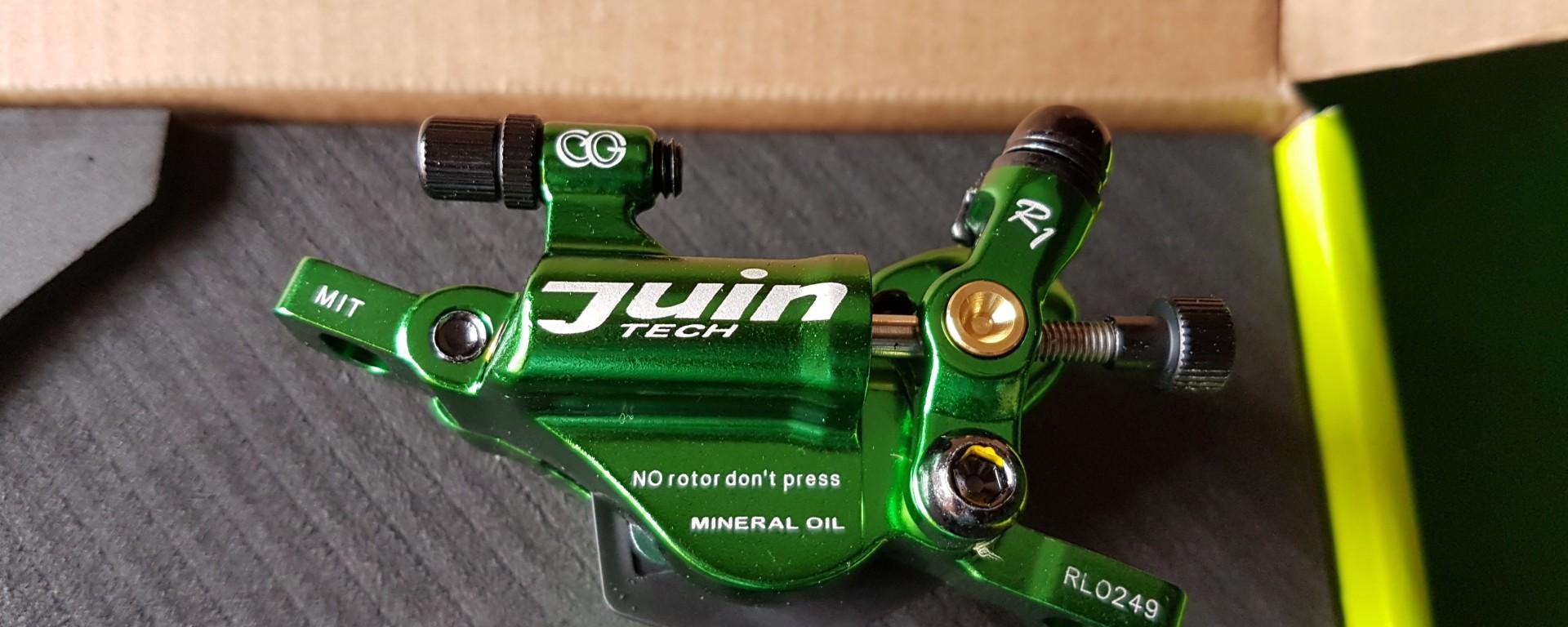 Juin Tech R1 Cable Hydraulic Brakes – RoubaixCycling cc