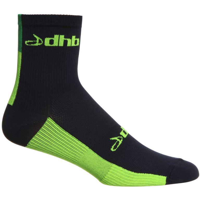 dhb-Aeron-9cm-Sock-Cycling-Socks-Navy-Fluro-SS16-NU0368-NAVY-FLURO2-5-6-5