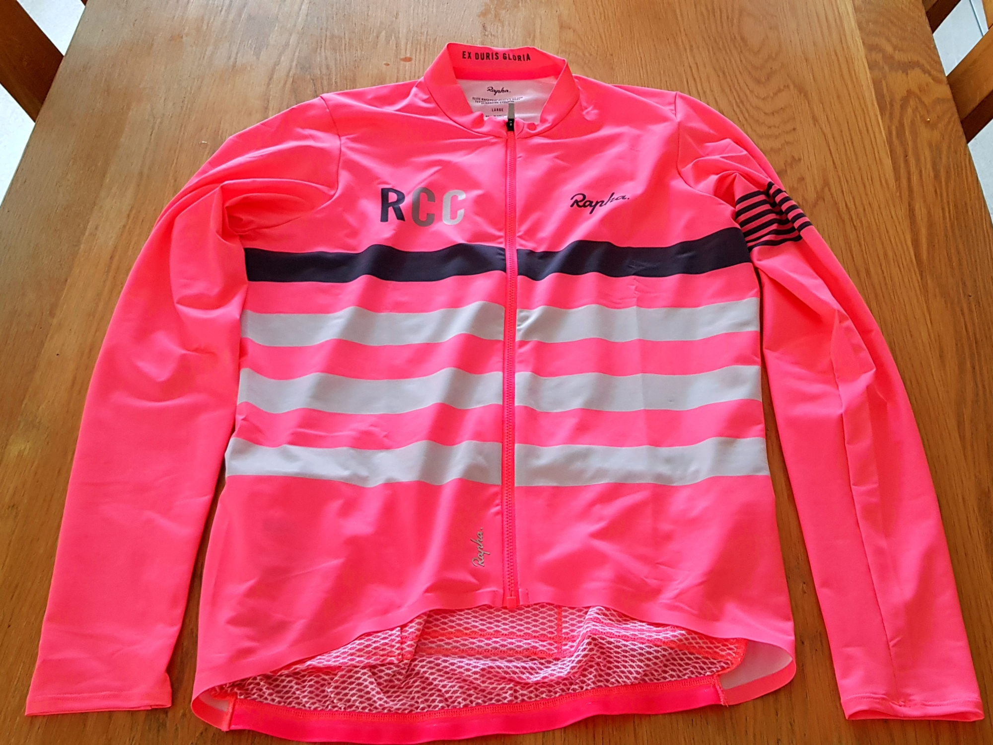 Rapha Brevet Insulated Gilet and Midweight Pro Team Jersey ... c572f4650